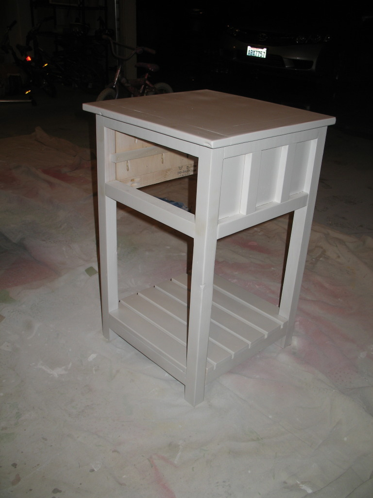 Ana White Cabin Camp Collection Side Table Diy Projects