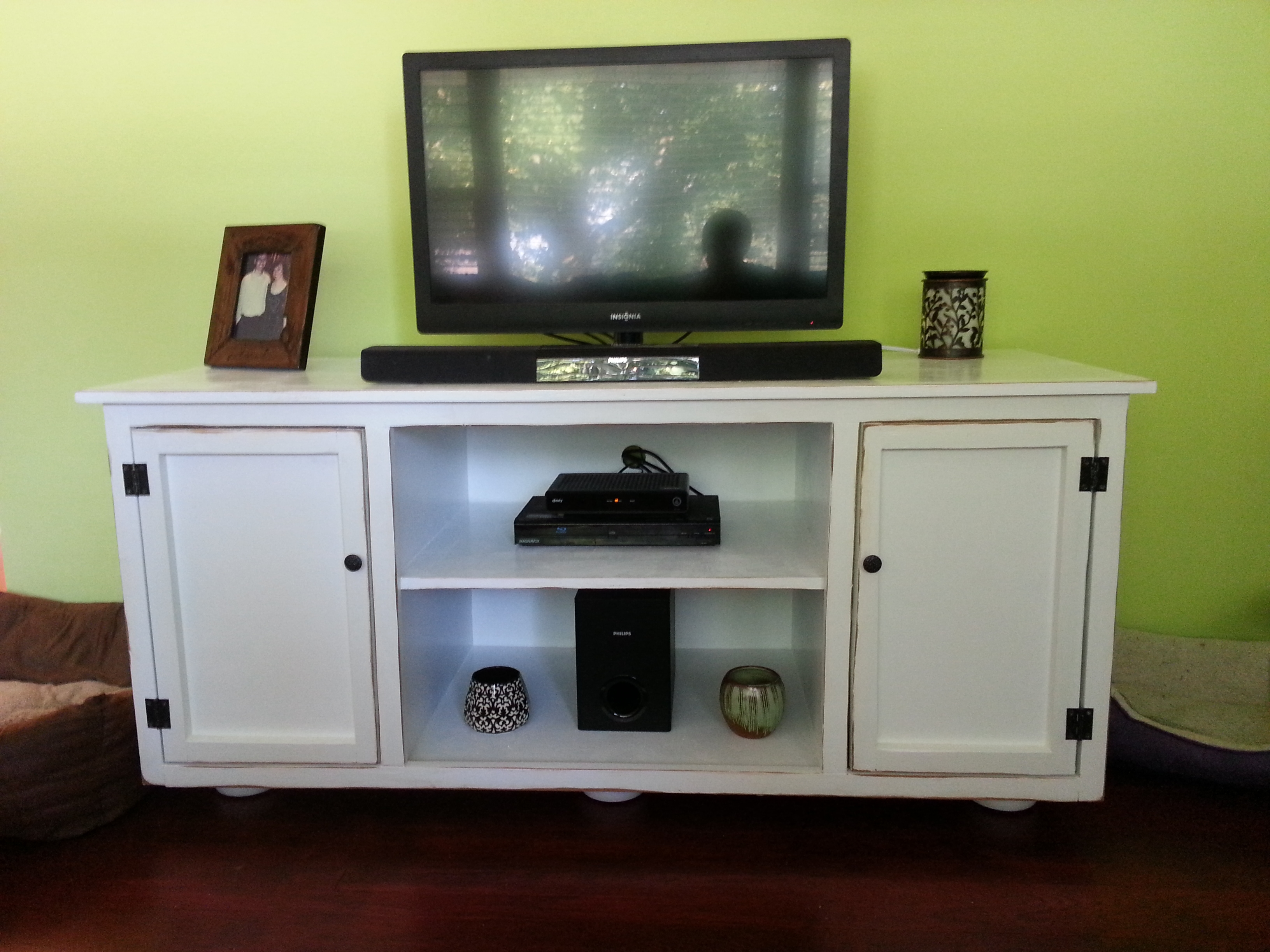 Ana White   Media Console - DIY Projects