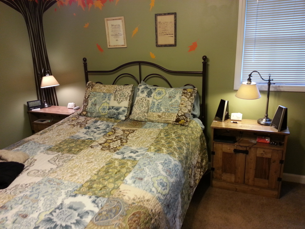 Ana White Charging Nightstands Diy Projects