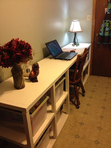 Ana White Supersized Parson S Tower Desk Diy Projects