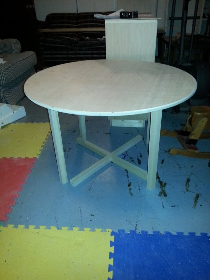 Ana White Poplar Table Diy Projects
