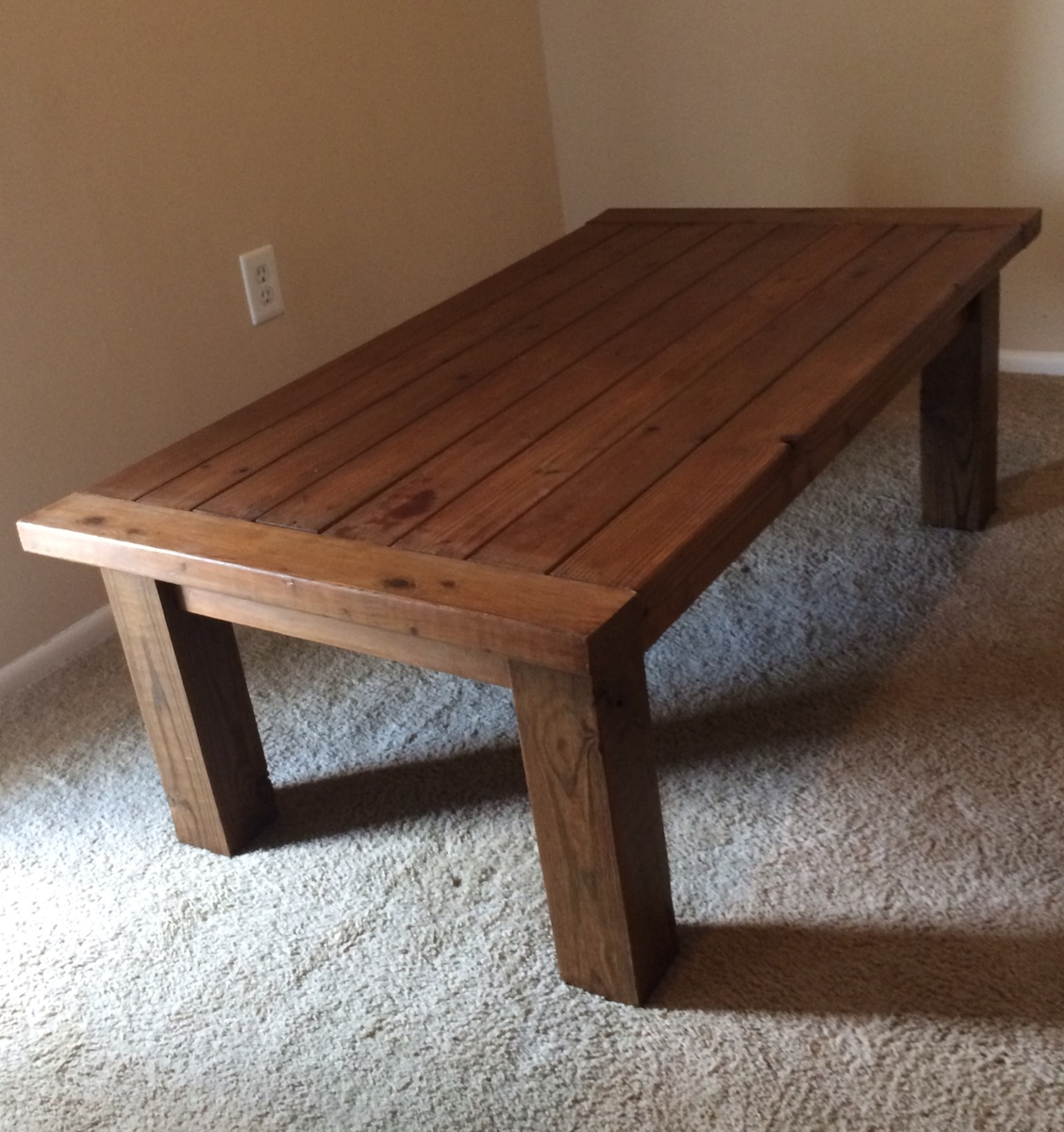 Tryde Coffee Table And End Tables - DIY Projects