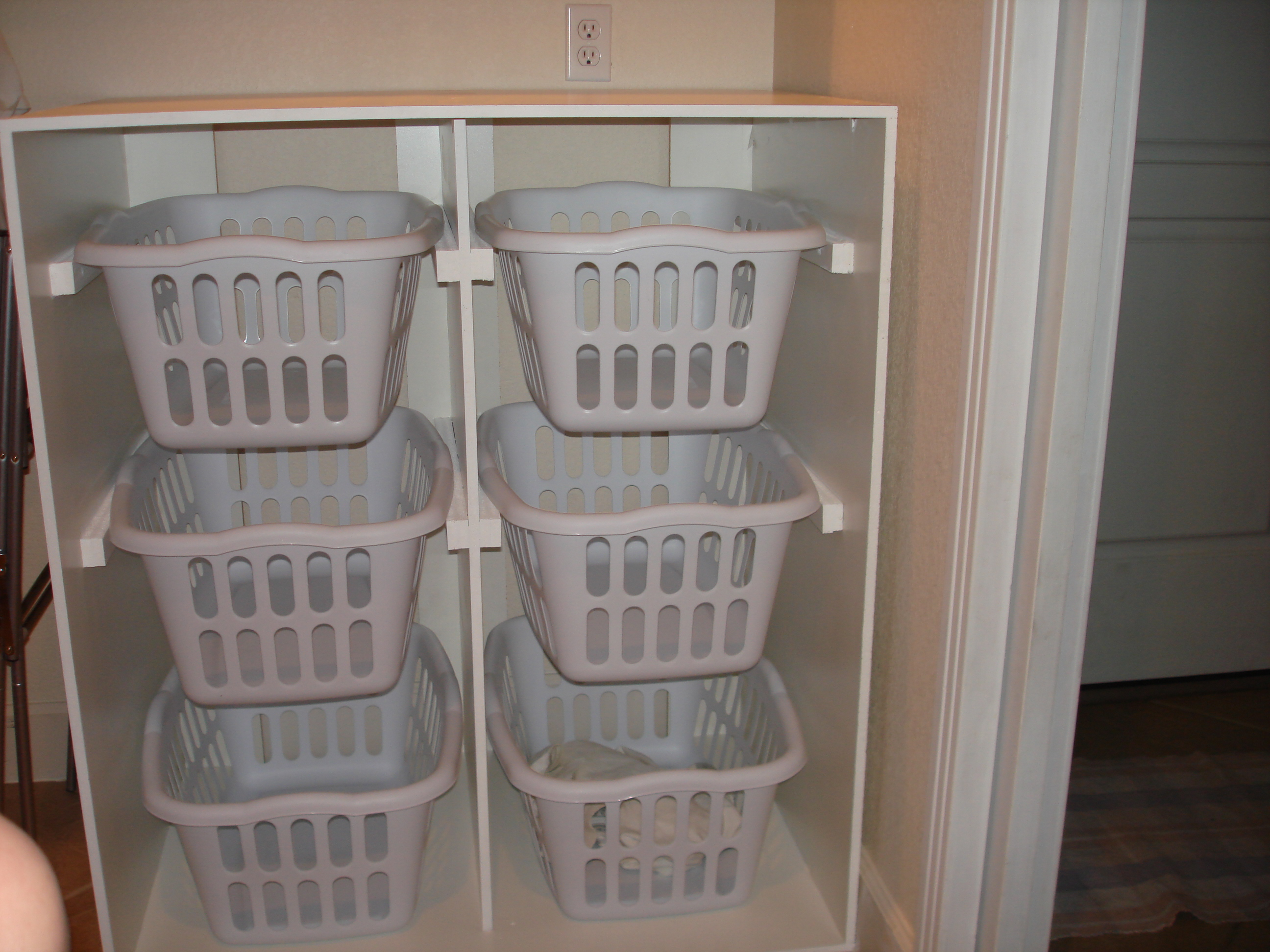 Ana White   Laundry Dresser - 6 the short way - DIY Projects