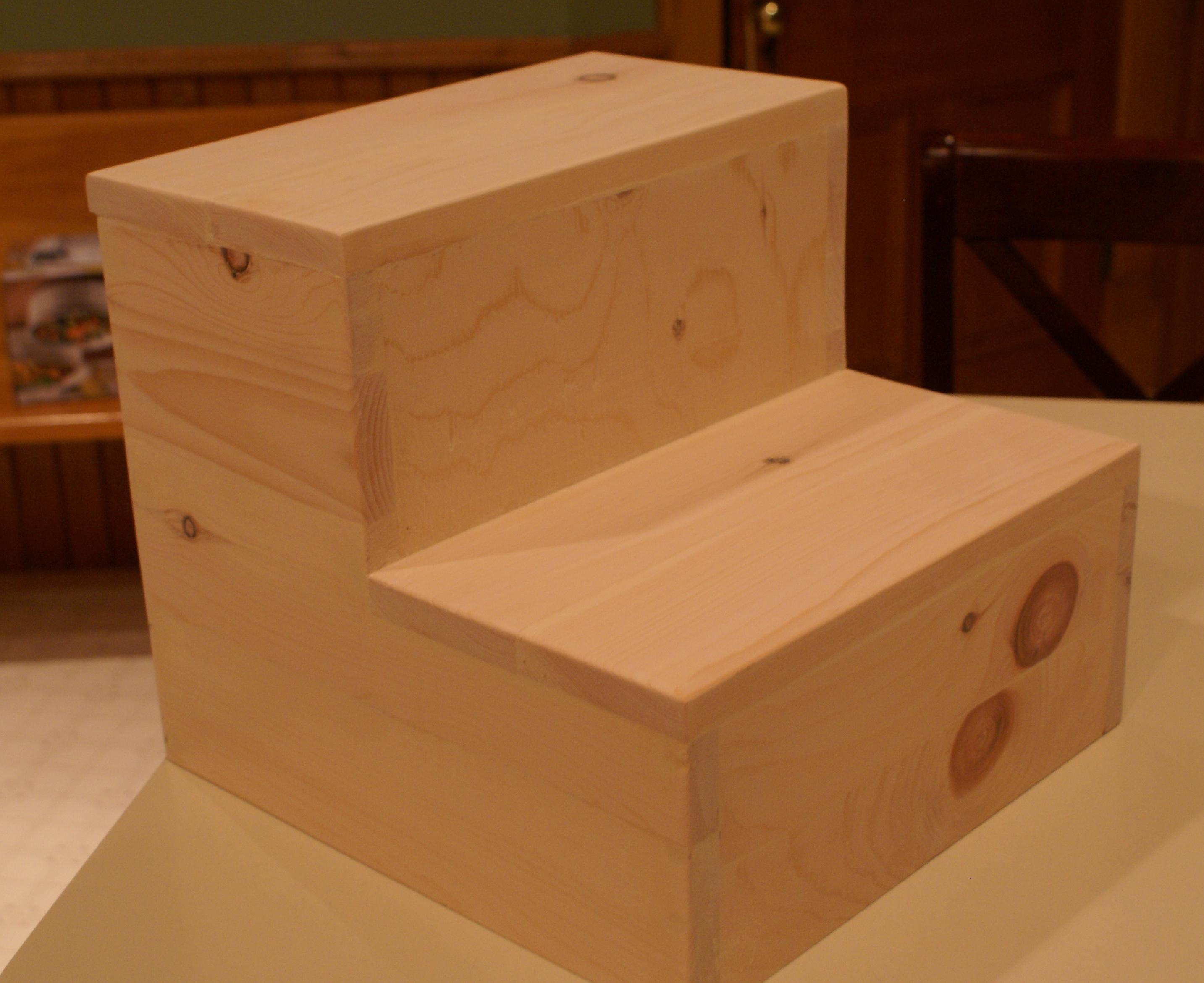 An Unexciting Step Stool & Ana White   An Unexciting Step Stool - DIY Projects islam-shia.org