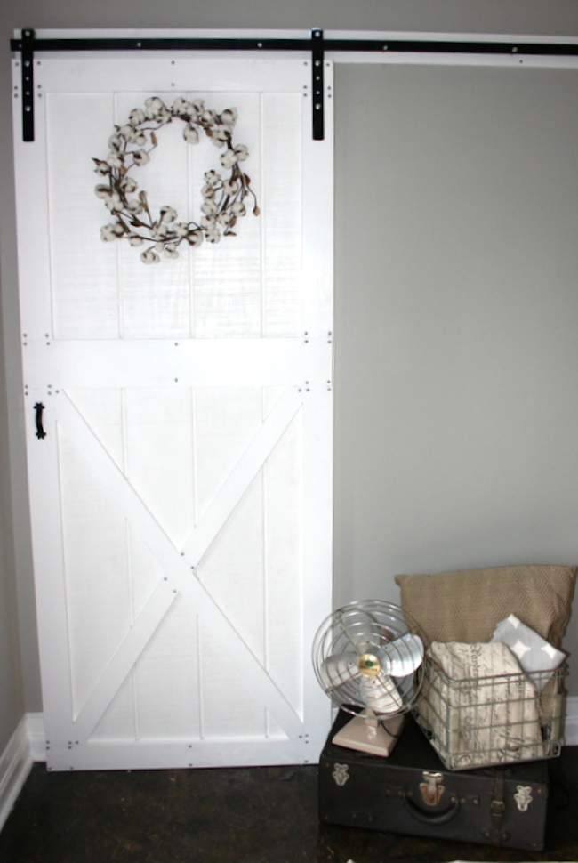 Ana White Diy Barn Door And Hardware For Around 80 Diy Projects