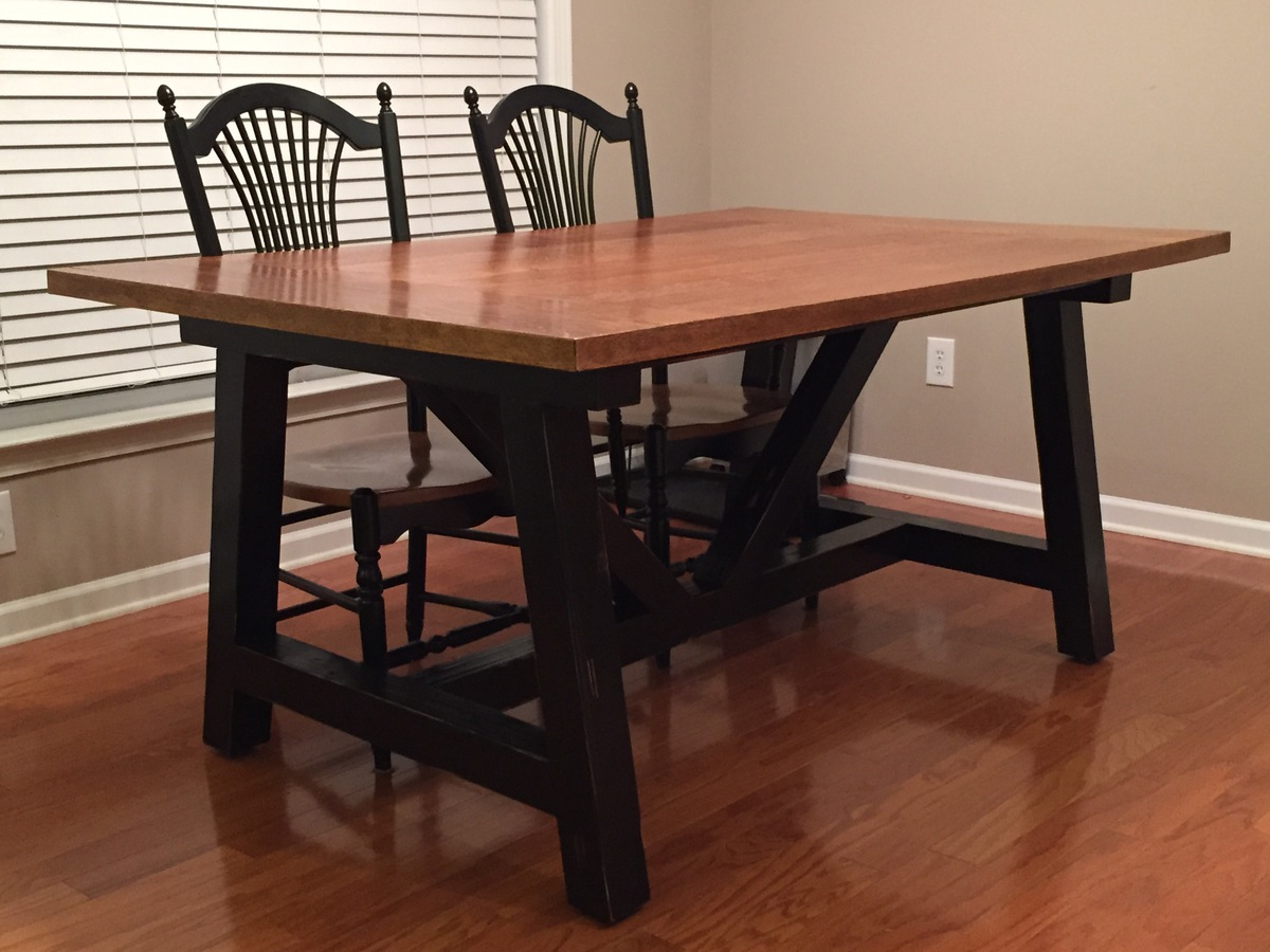 Truss Table From Heirloom