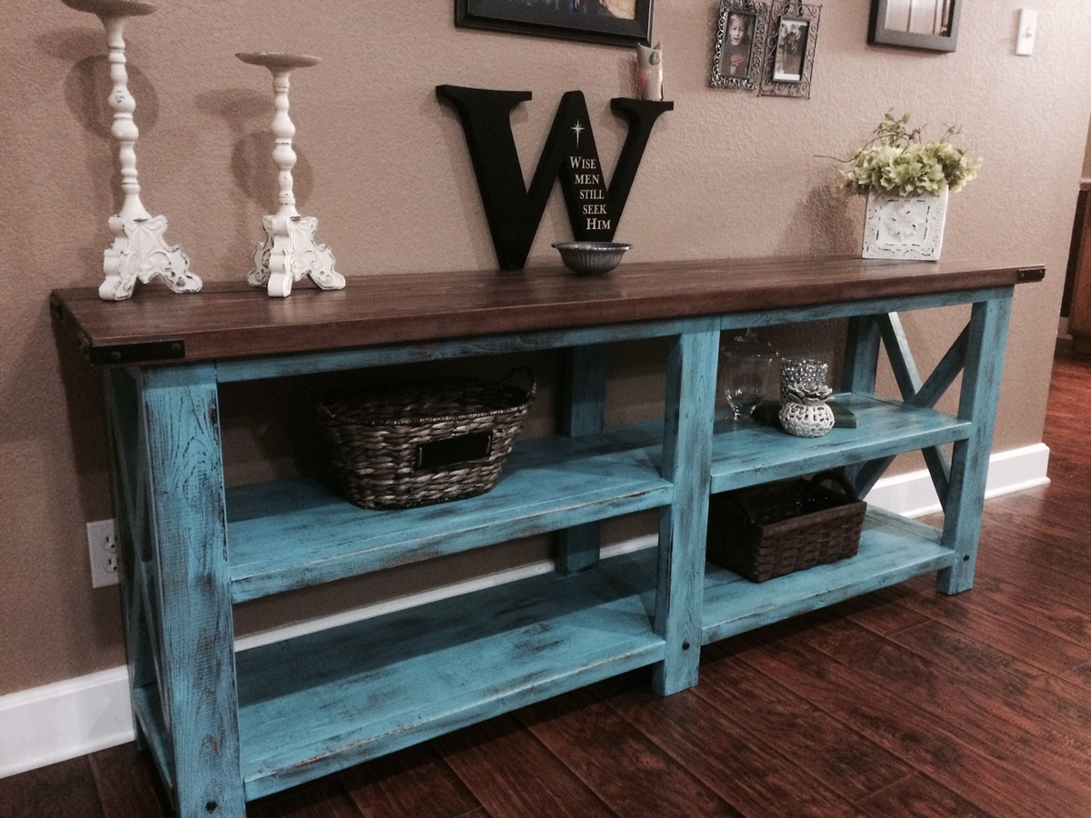 28 do it yourself sofa table diy furniture x console table