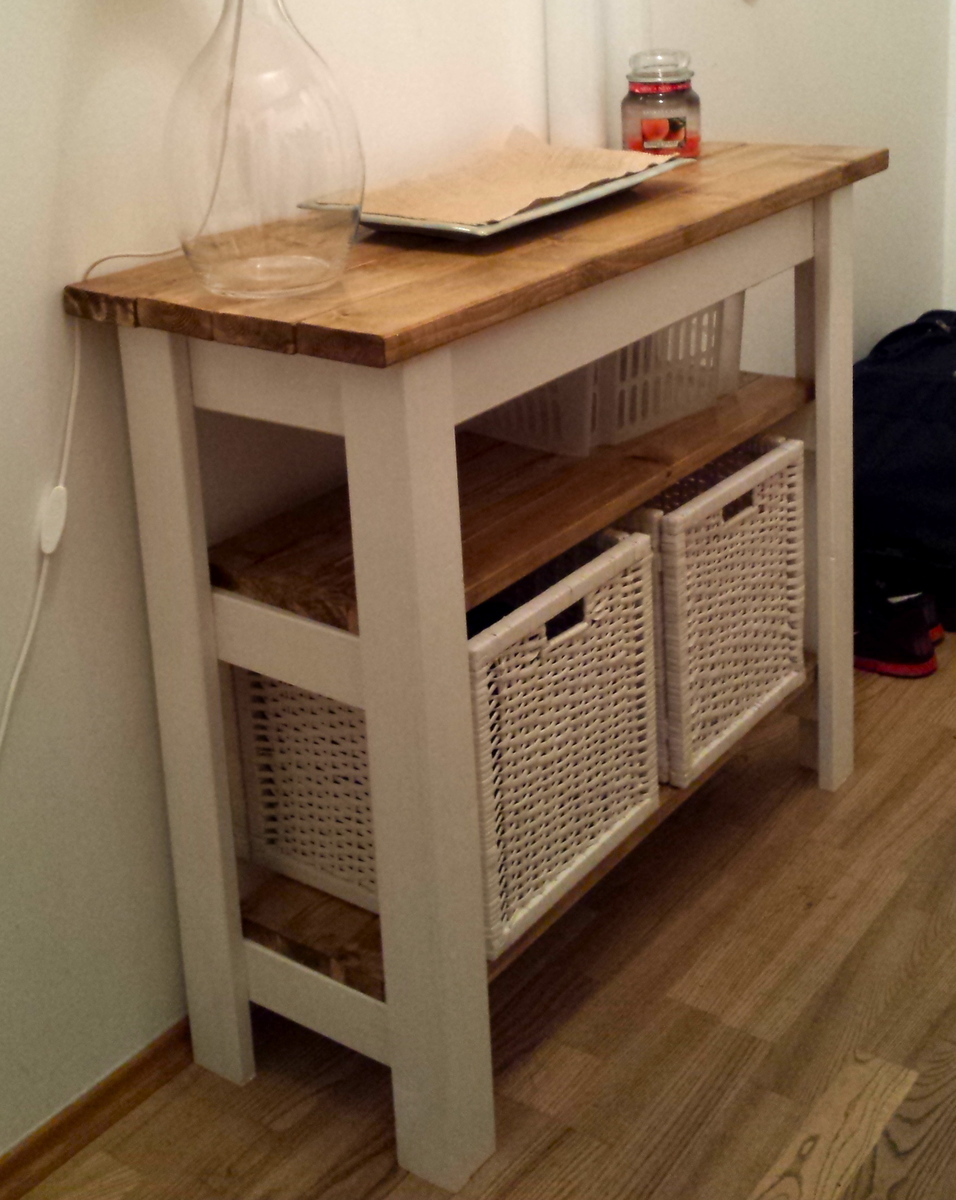 Ana White Better Than Ikea Side Table Diy Projects