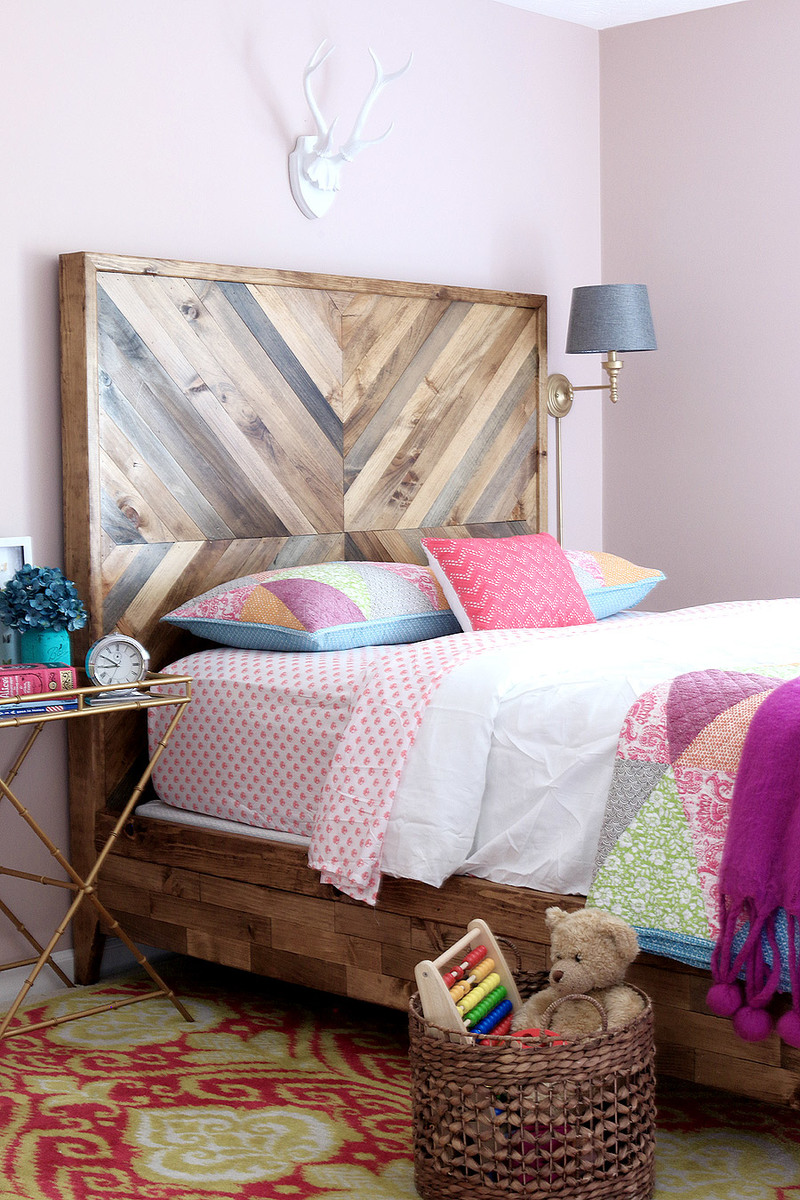 diy furniture west elm knock. Ana White | West Elm Knockoff Chevron Queen Featuring Jen Woodhouse - DIY Projects Diy Furniture Knock