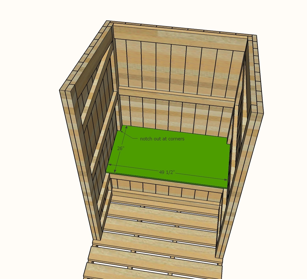 Outhouse Plan Cabin on 10 X 20 Cabin Floor Plans