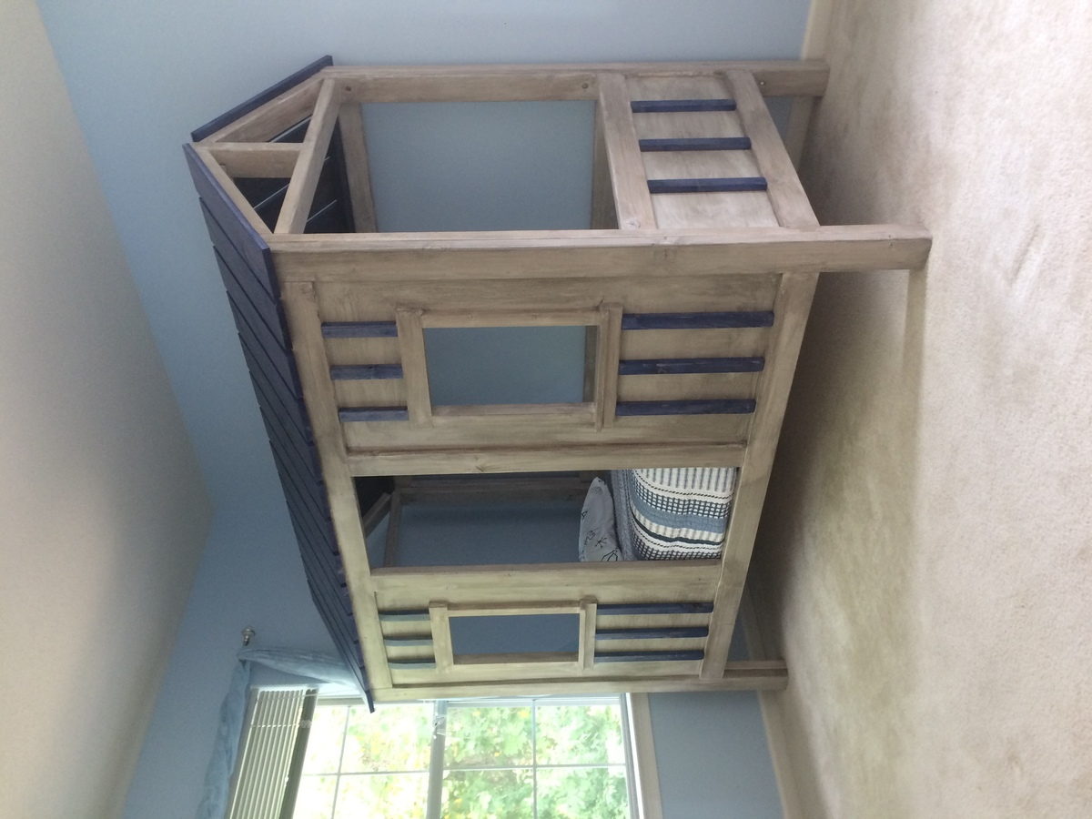 Ana White   Cabin bed - DIY Projects