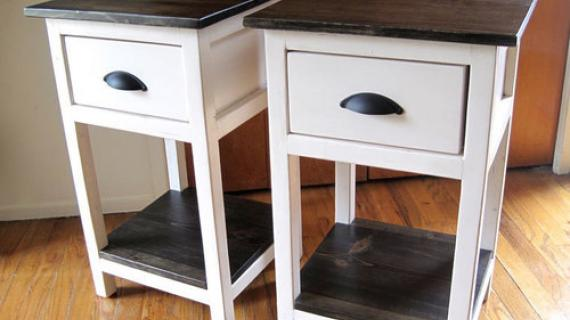 Side And End Table Plans Ana White