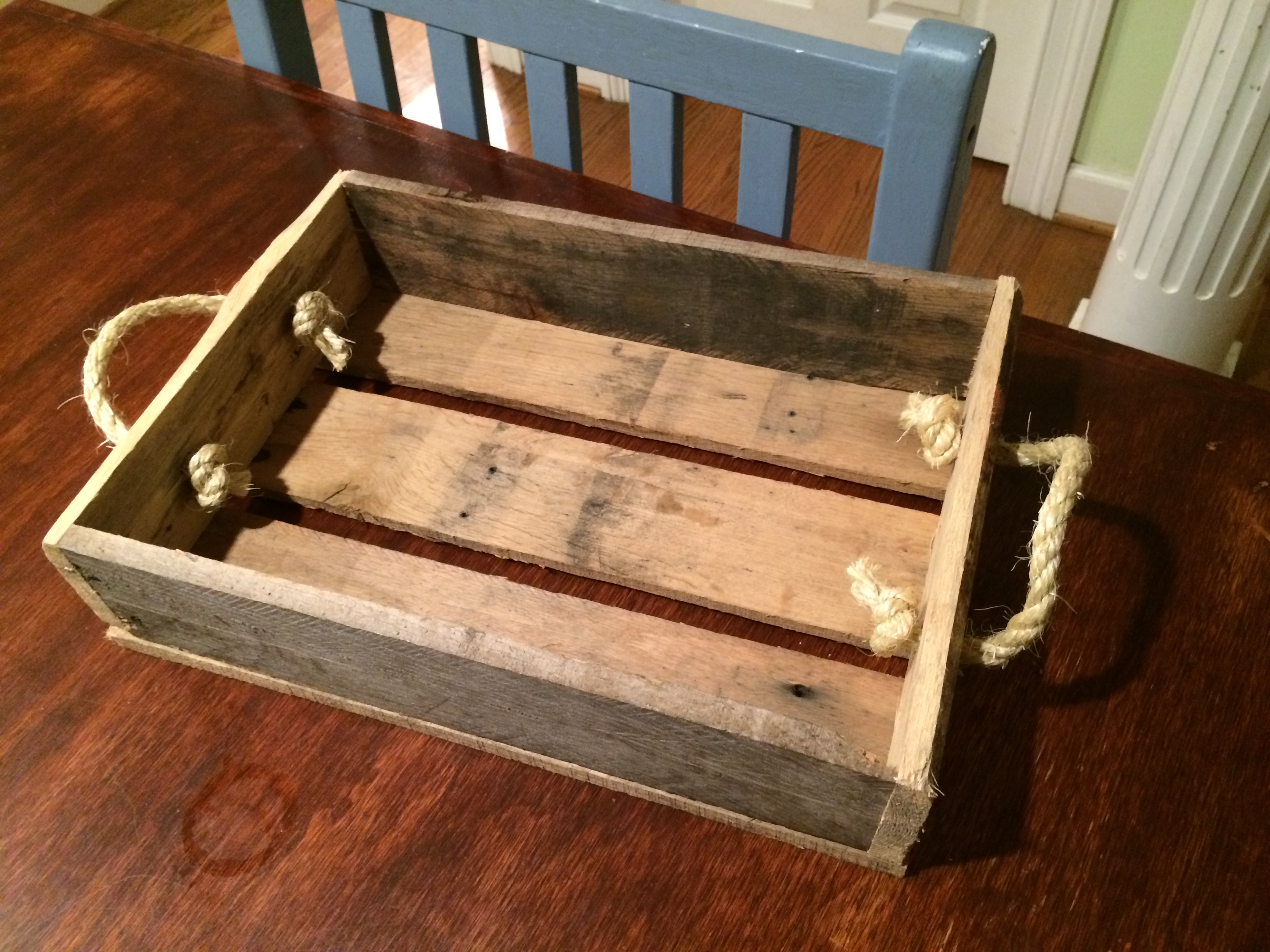 Ana White   Wooden Crate - DIY Projects