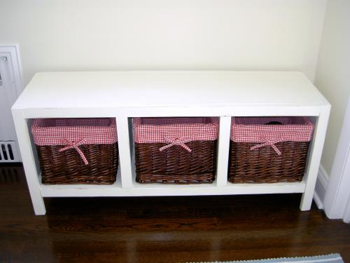 Ana White Cubby Bench Diy Projects