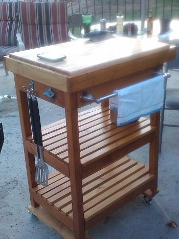 trolley grill