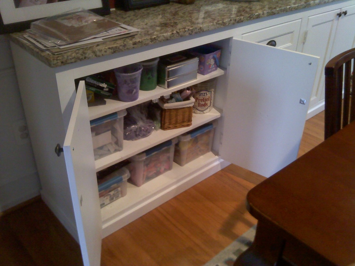 Ana White | Dining Room Buffet Cabinet - DIY Projects