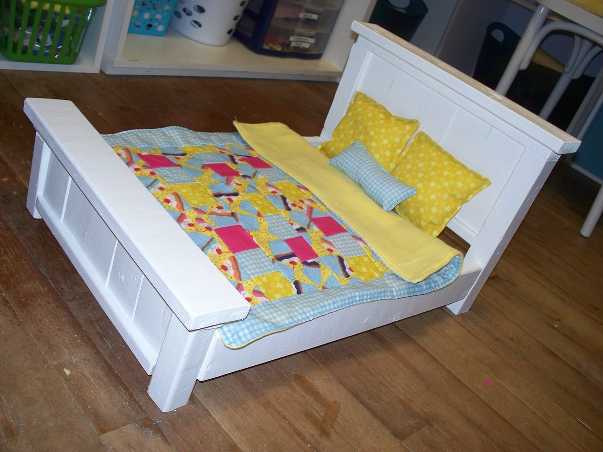 ana white | doll bed for lily - diy projects