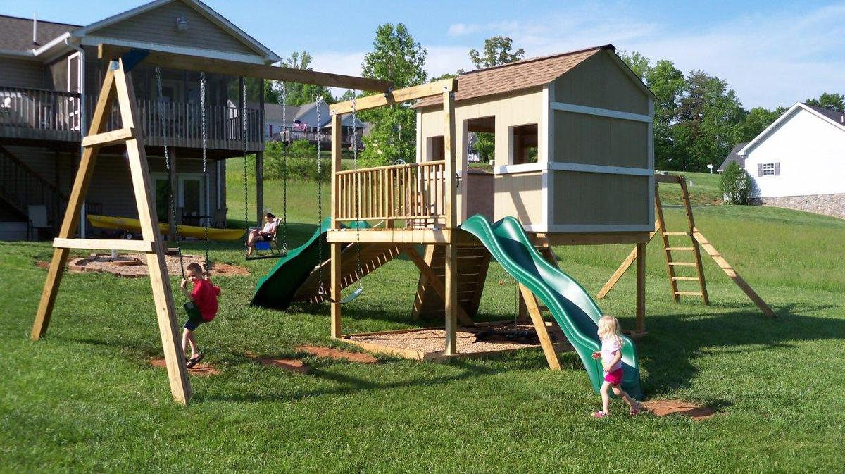 kids clubhouse. Clubhouse Based On Ana\u0027s Plan Kids