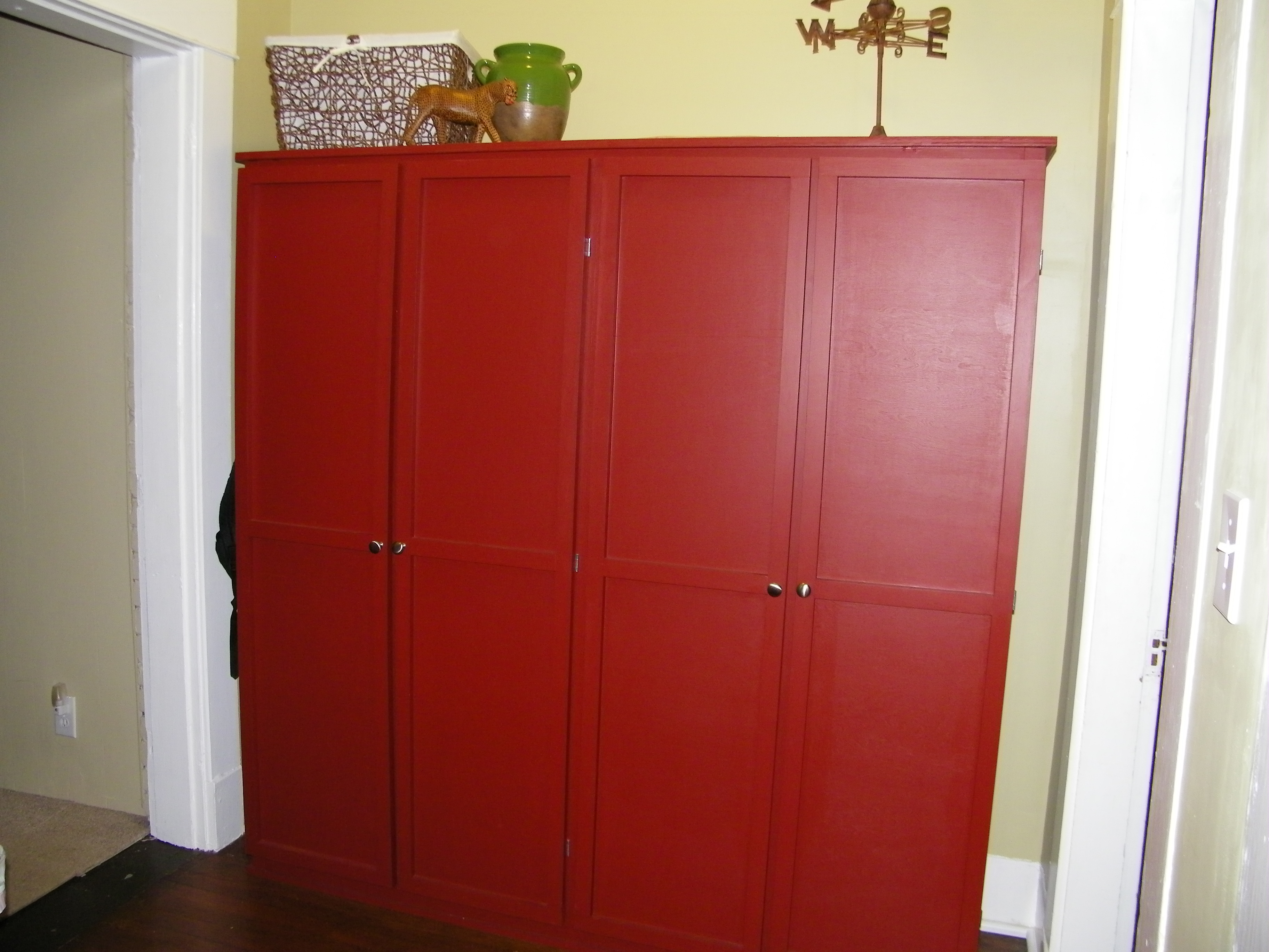 Ana White Big Storage Cabinet Diy Projects