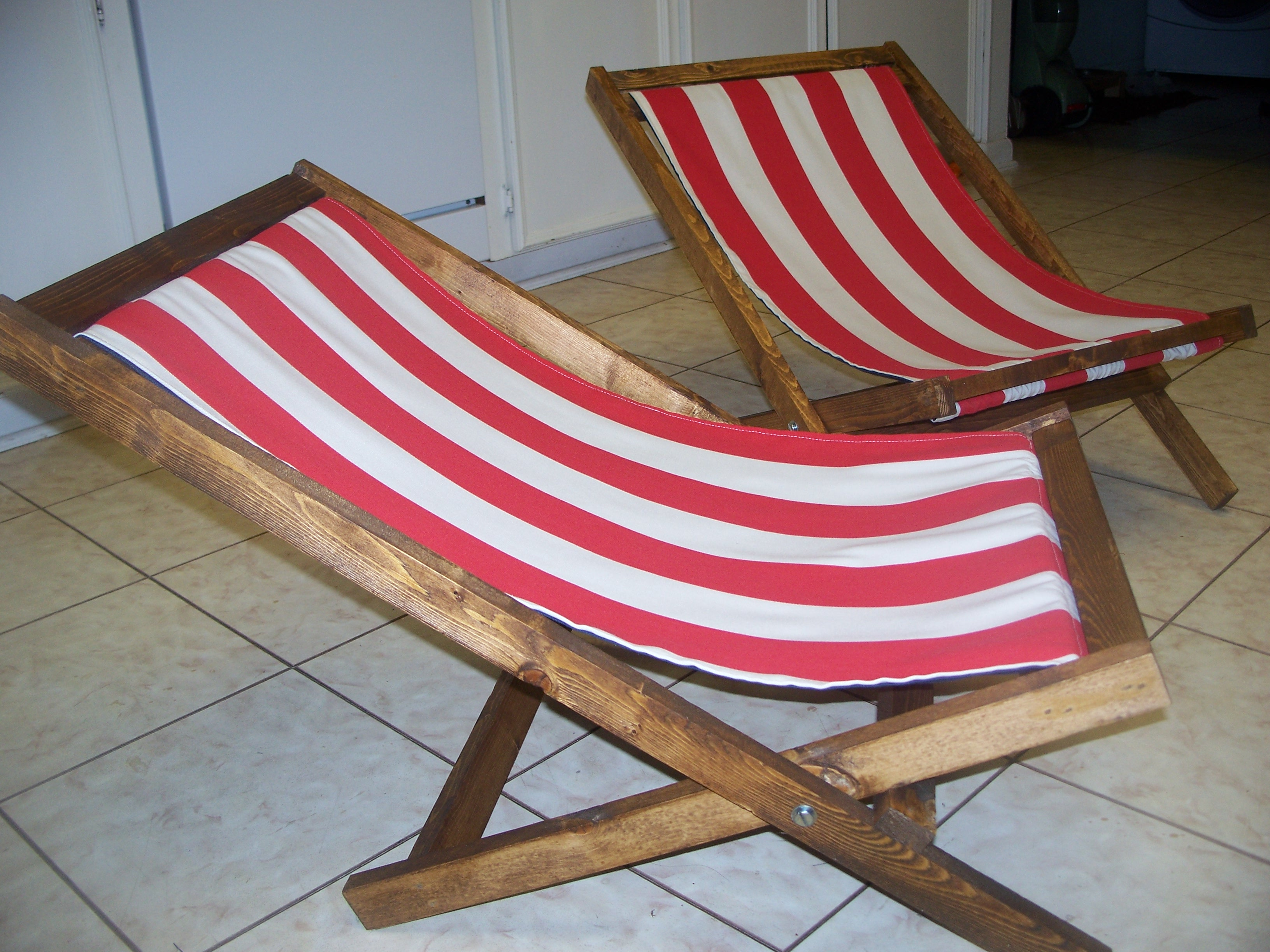 Ana White Sling Chairs Diy Projects