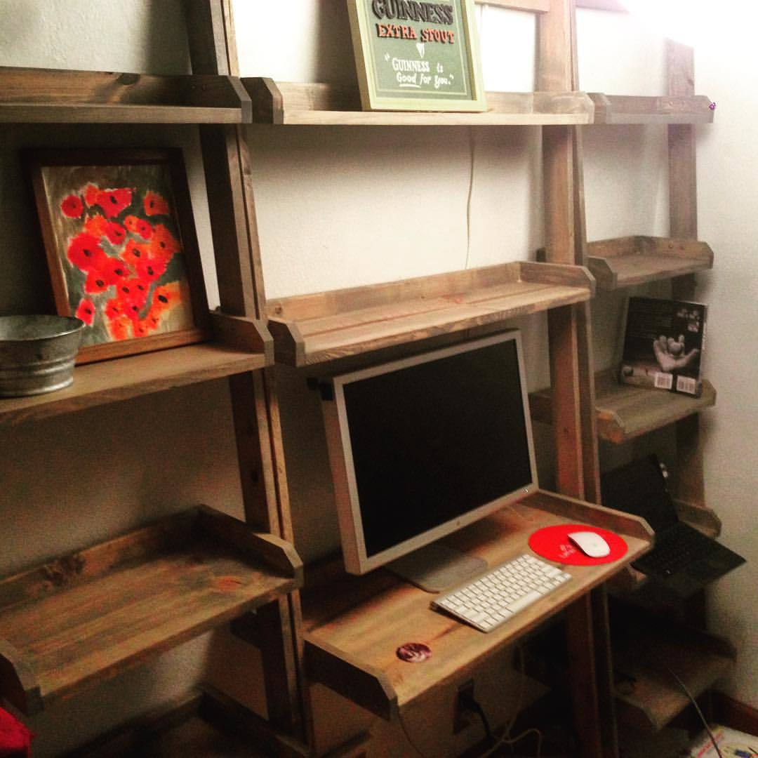 Ana white my new home office diy projects my new home office solutioingenieria Images