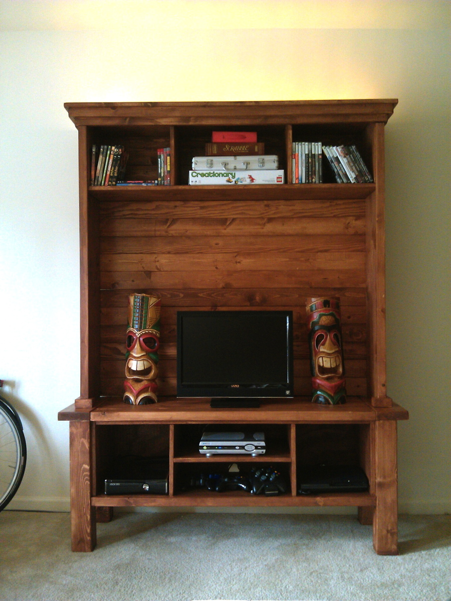 Ana white tryde media center diy projects tryde media center solutioingenieria Image collections
