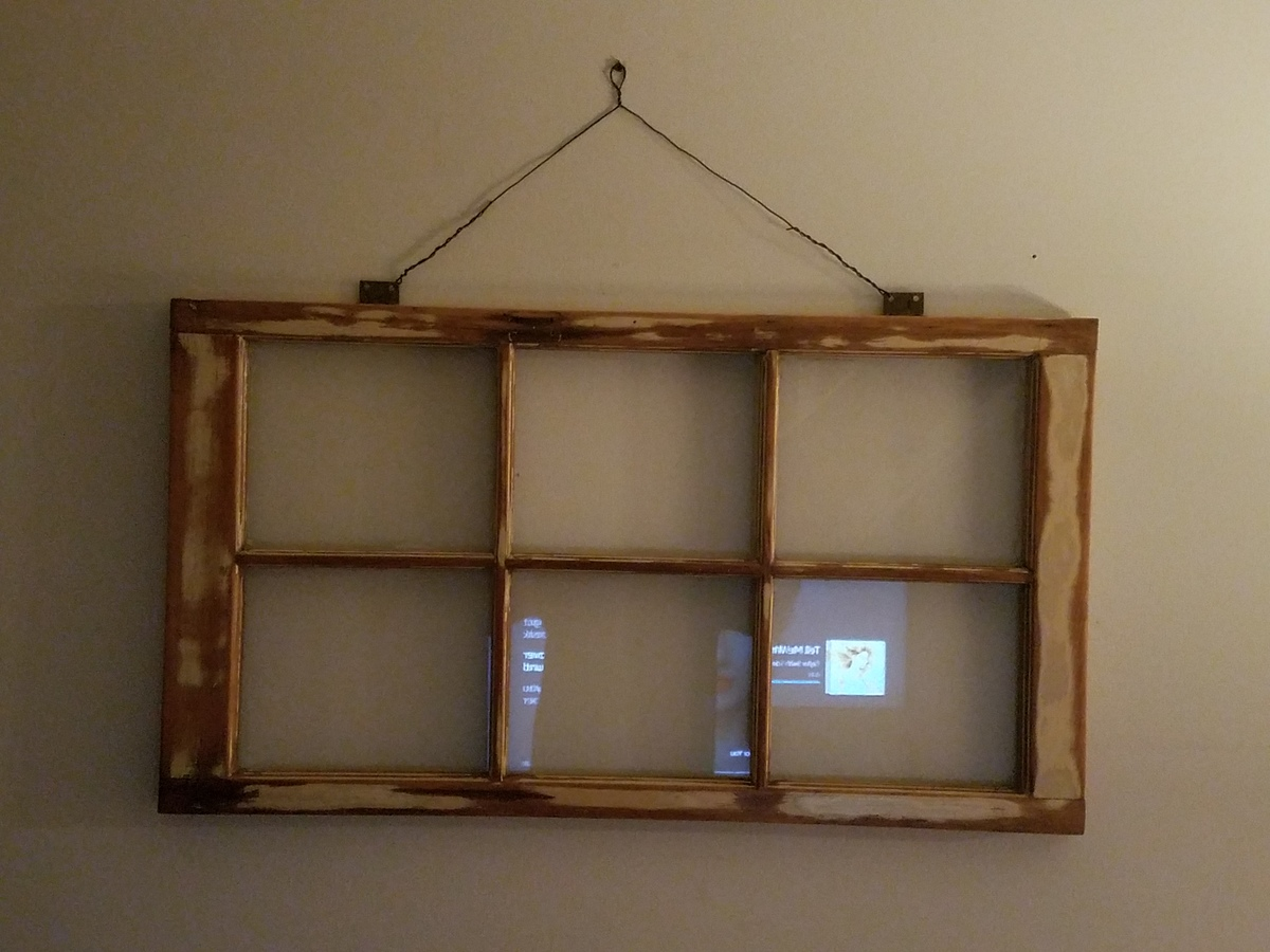 Ana White 6 Panel Window Picture Frame Diy Projects
