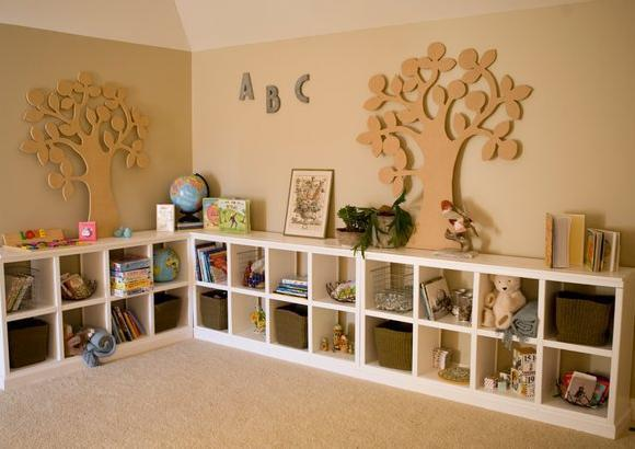 This Console Height Cubby Unit Can Be Used As Wall Storage Or One Of Our Readers Did Inspired By Diy Magazine An Entire