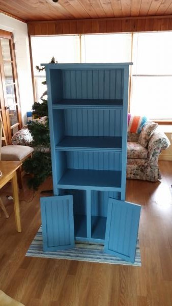 Channing Bookcase Ana White
