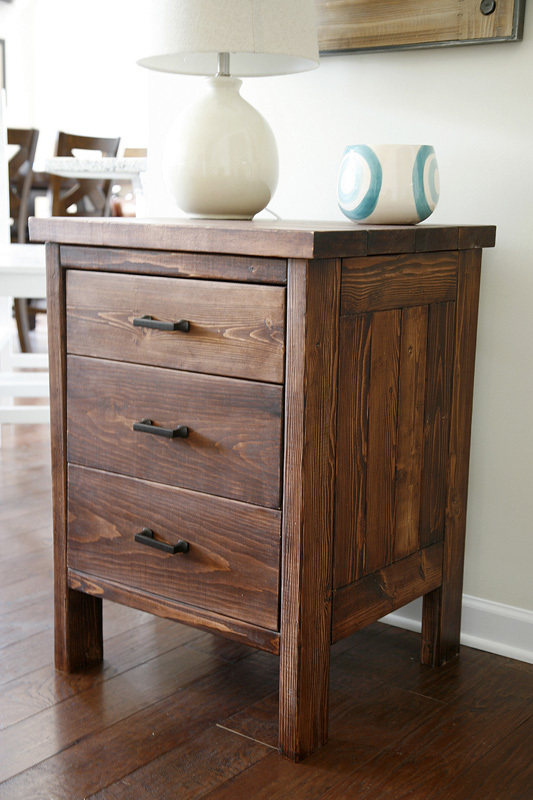 Ana White Chest Of Drawers From Old Work Bench Diy
