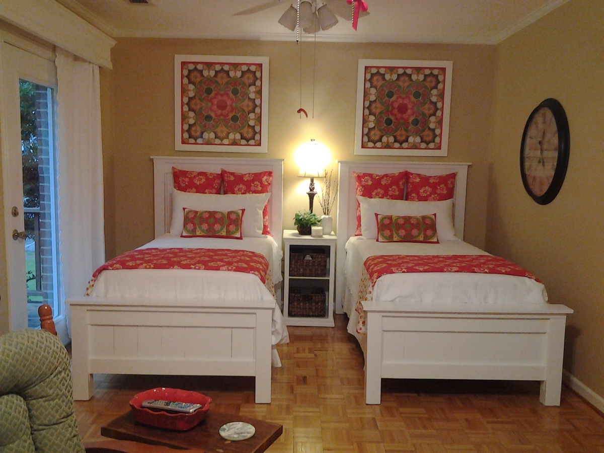 Twin Beds - DIY Projects