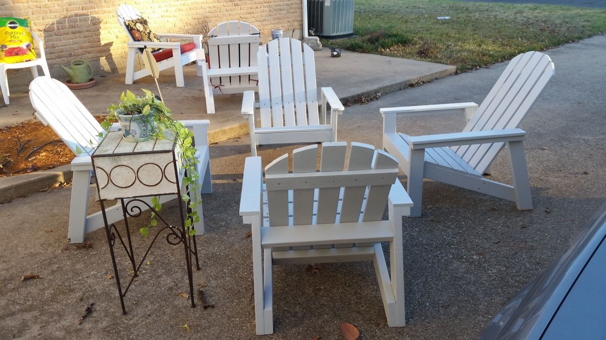 Ana White Adirondack Chair Home Depot Plans Diy Projects