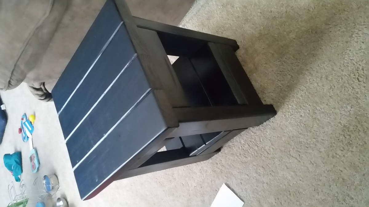 Ana White Small End Table From 2x4 S Diy Projects