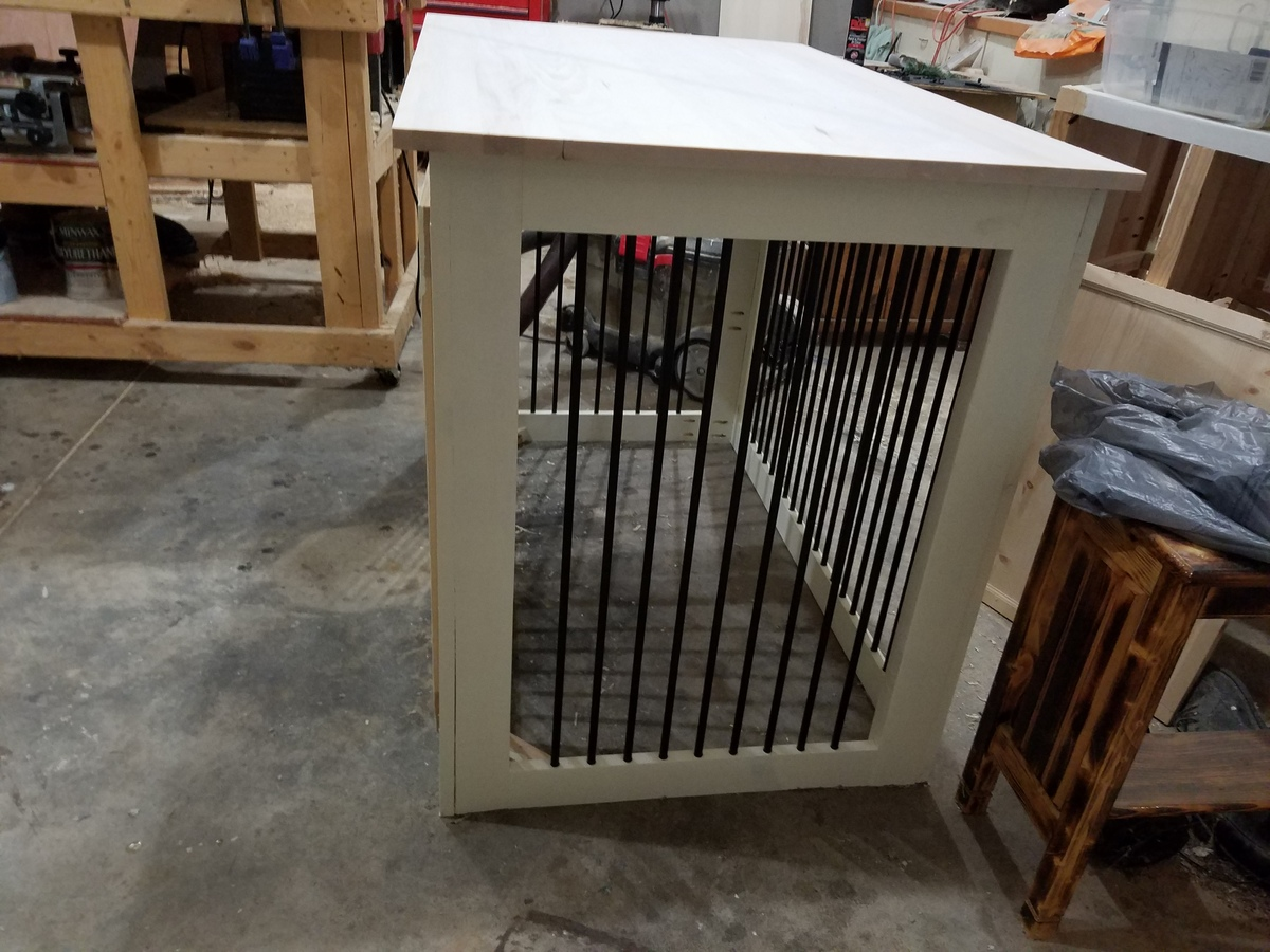 Dog Kennel By R Amp L Custom Creation Of West Michigan Ana White