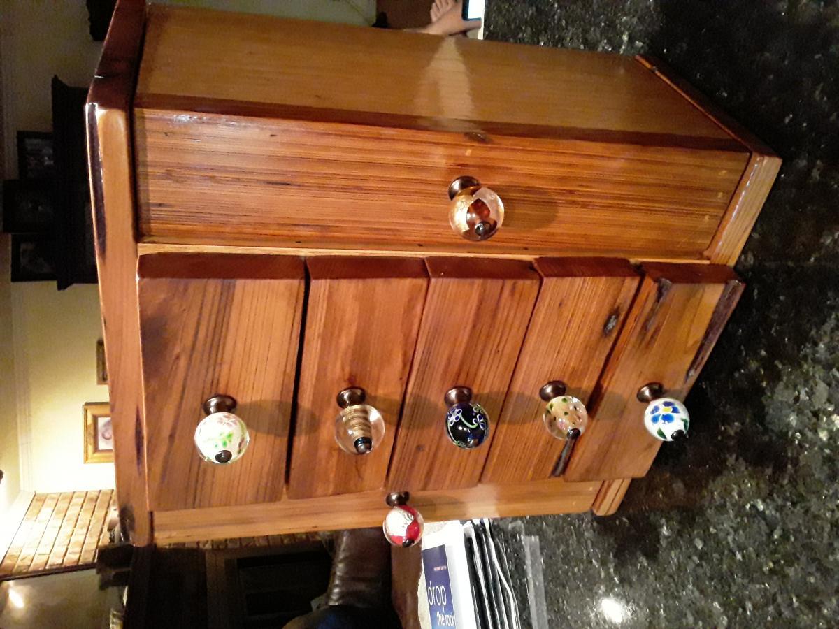 Fancy Jewelry Box Ana White