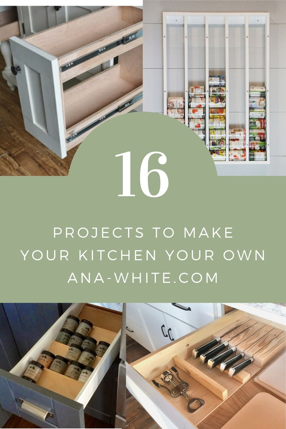 projects for your kitchen diy