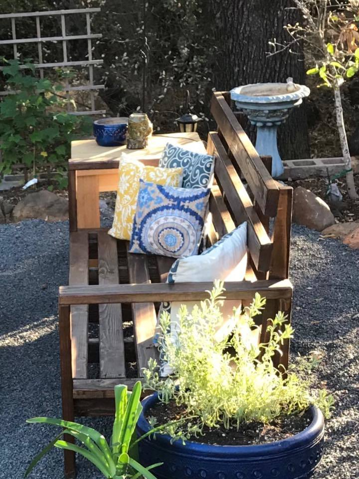 2x4 Rustic Outdoor Bench Ana White
