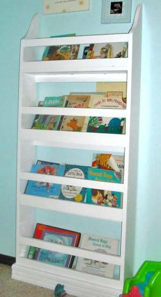 Ana White Flat Wall Book Shelves Diy Projects