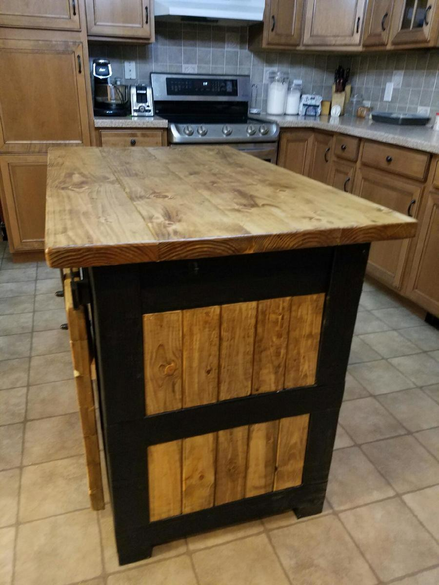 Additional Photos About This Project Sliding Barn Door Kitchen