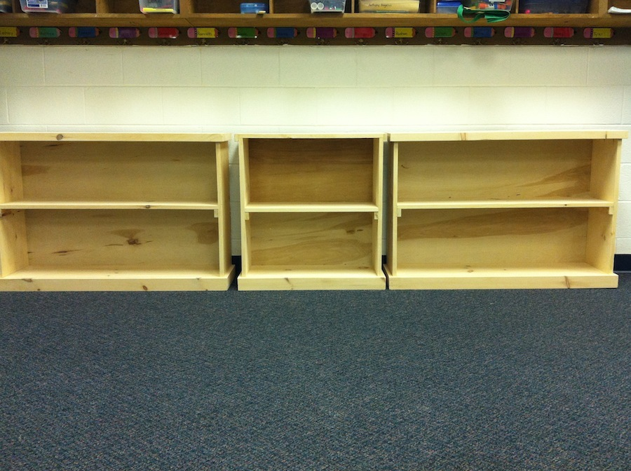 diy bookshelf sprout makeover friday classrooms for classroom