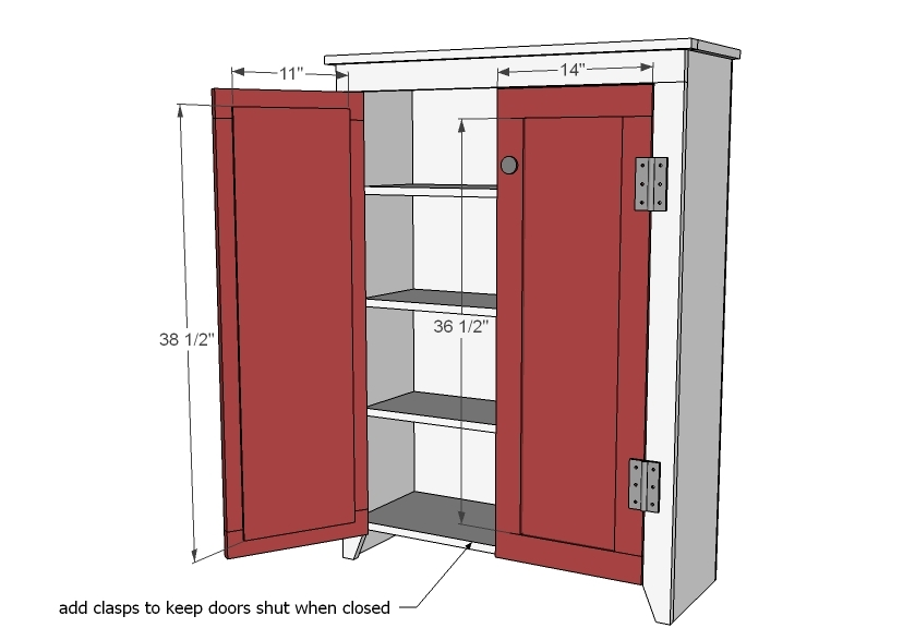 Cupboard Plans Free Download PDF Woodworking Cupboard plans free