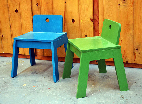 Build Your Own Modern Kids Chairs Inspired By Land Of Nod Mojo Chair. Free  Easy Plans That Will Cost You About $5 Per Chair To Make!