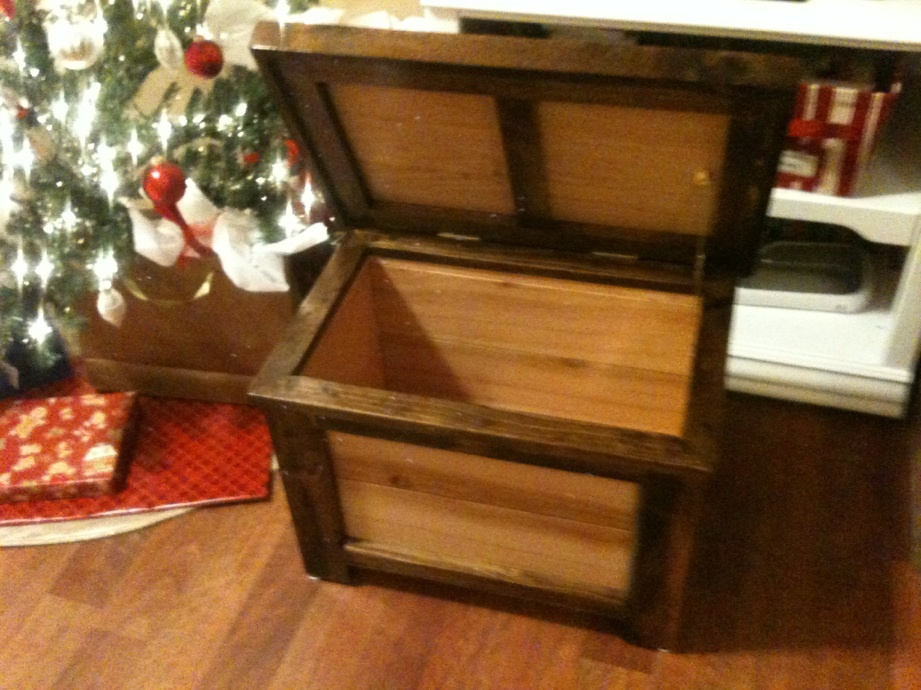 Ana White Small Cedar Chest Diy Projects