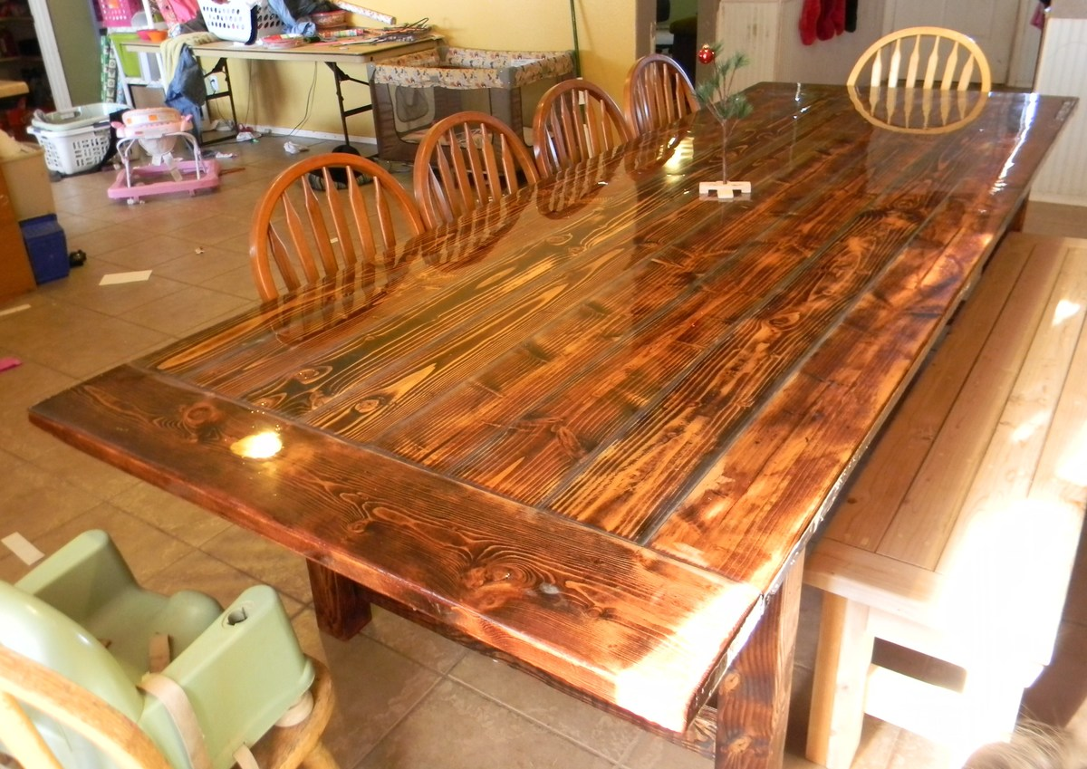 Farmhouse Table | Ana White Woodworking Projects