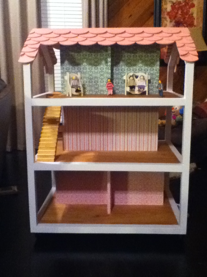 Ana White Dream Doll House Diy Projects