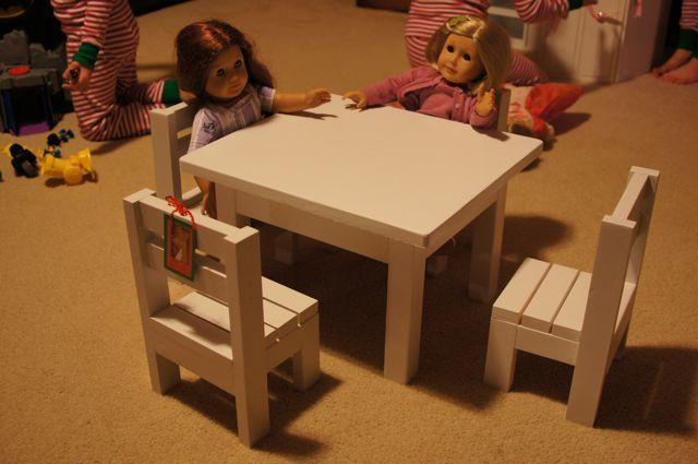 18 Inch Doll Table And Chairs Table Design Ideas