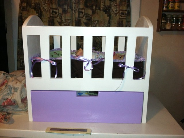 Ana White Baby Doll Crib Diy Projects