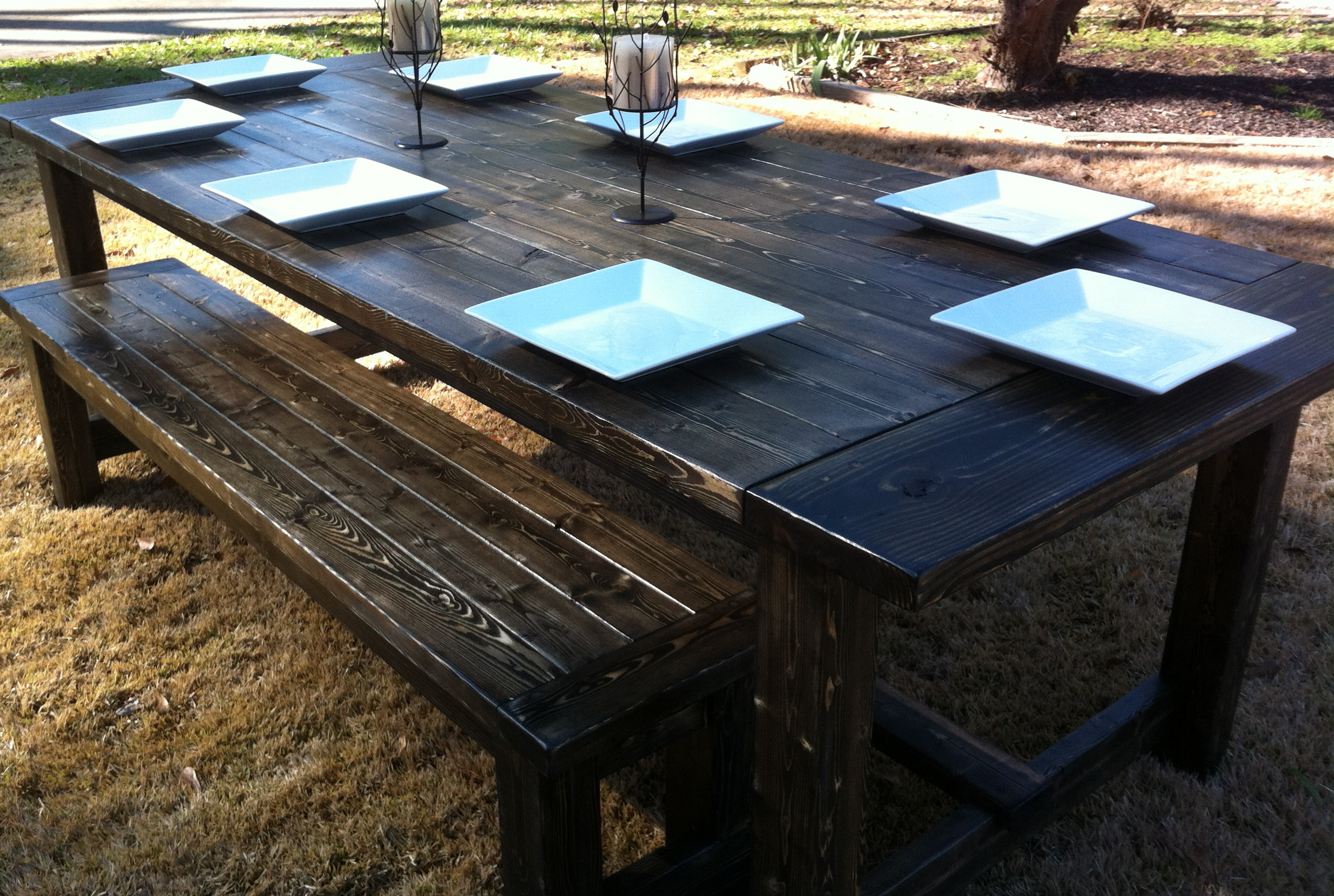 home bench and farmhouse table tables ideas interior in luxury wow with