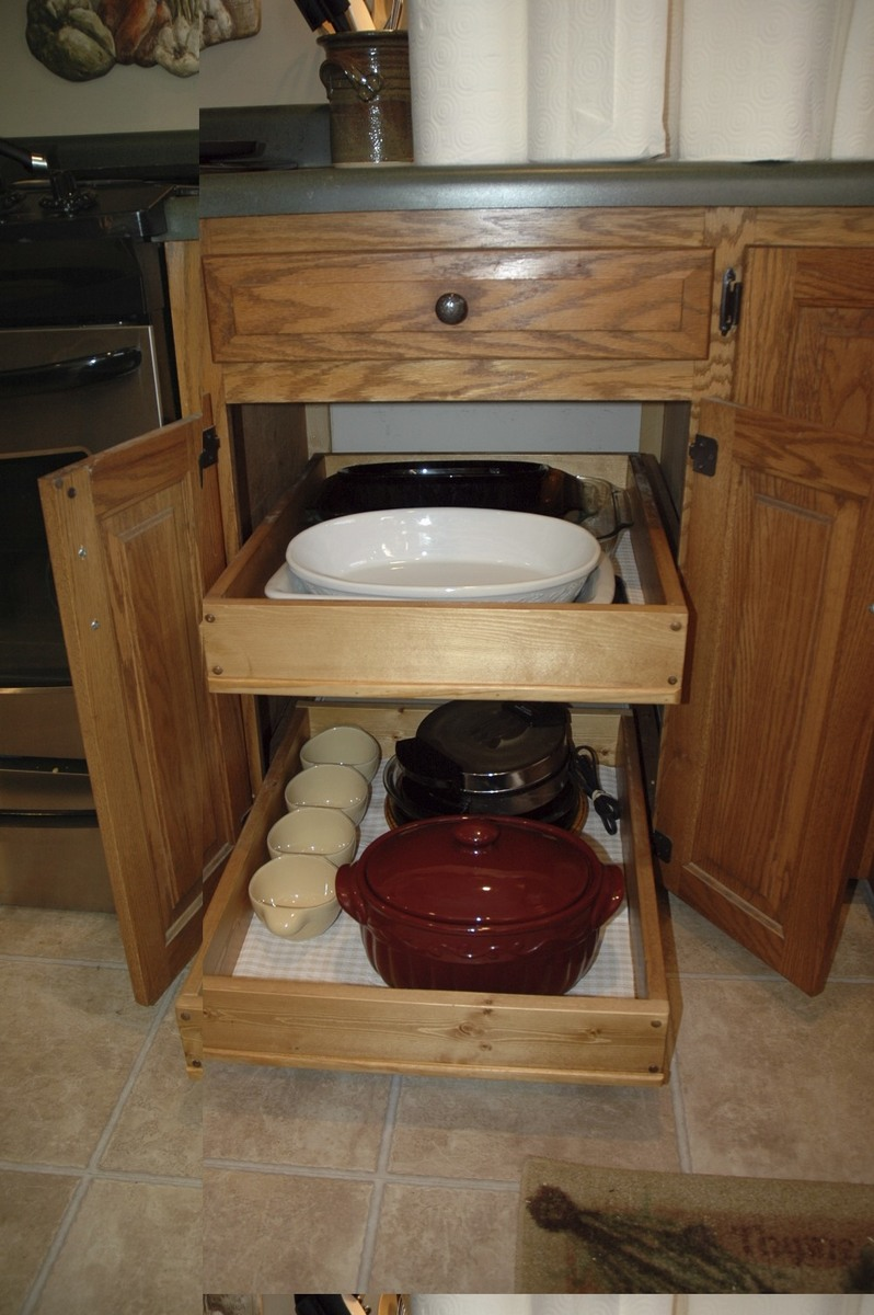 drawer of beautiful kitchen cabinet special out organizers organization pull organizer