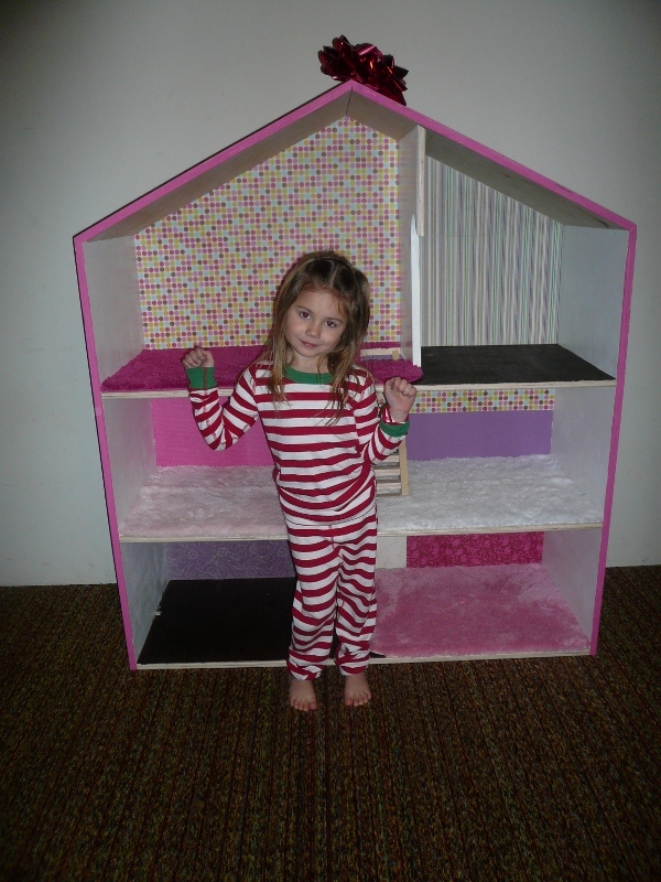 barbie size dollhouse plans - woodworking equipment